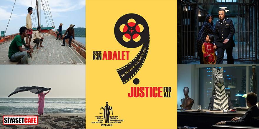 Suç ve Ceza Film Festivali'nin takvimi netleşti