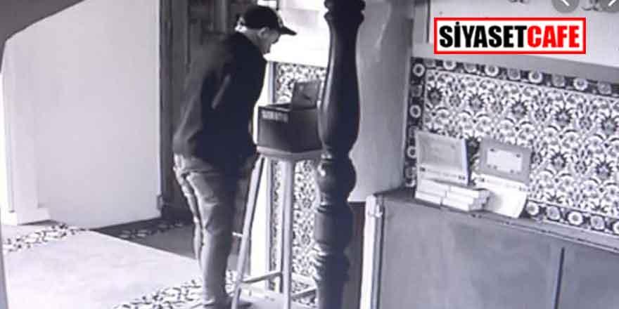 Hırsızlar camiyi soymadan önce dua ettiler!