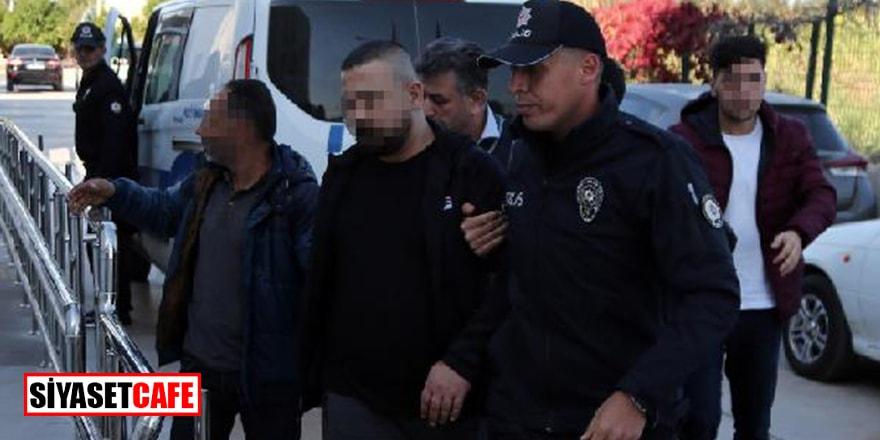 Adana'daki mafya dizisinin oyuncuları ciğer şişiyle adam yaraladılar