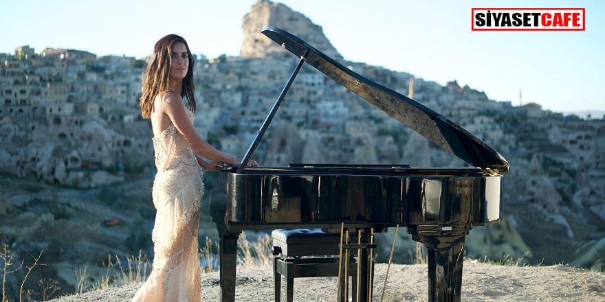 Rock şarkılarına piyanolu yorum