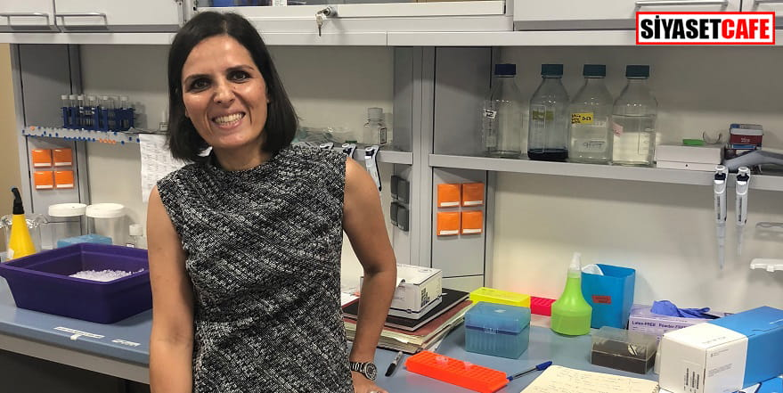 3 çocuklu Türk bilim kadının başarısı