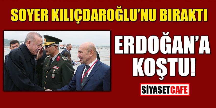 Kılıçdaroğlu'nun programına gitmeyen Tunç Soyer, Erdoğan'a koştu!
