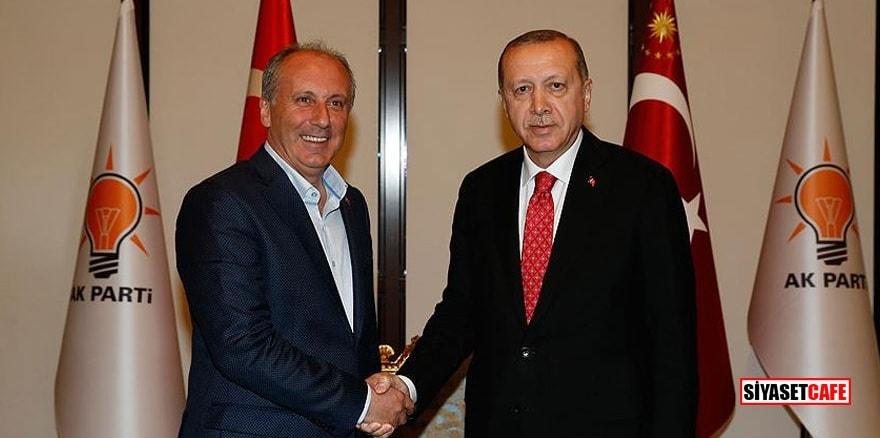 Son dakika; İnce 'Doğruysa Taksim'de harakiri yaparım'