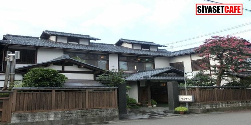 Japonya'daki Asahi Ryokan Oteli'nde kalmak 1 dolar, sadece bir şartı var!