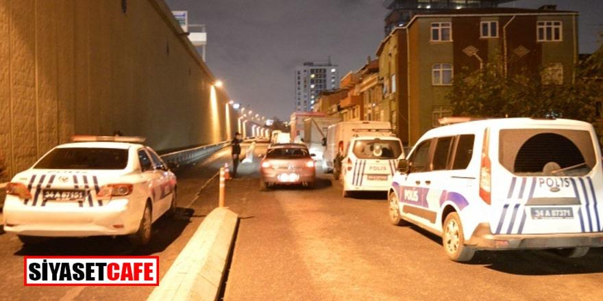 Yol verme meselesi yüzünden şoförle tartışıp, ambulansa kurşun yağdırdılar!