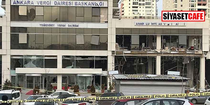Ankara'daki bombalı saldırının failleri hakkında flaş gelişme