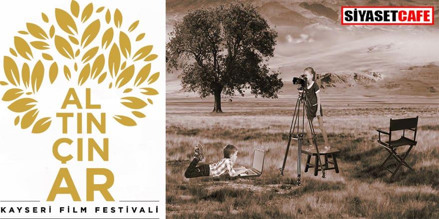 7.Kayseri Film Festivali'nde 43 film yarışacak