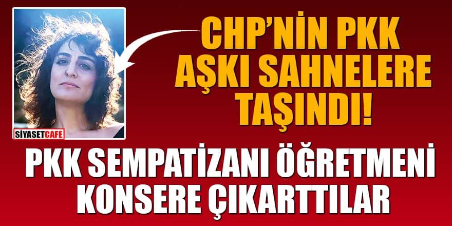 Görevden uzaklaştırılan PKK sempatizanına CHP'li belediye sahip çıktı!