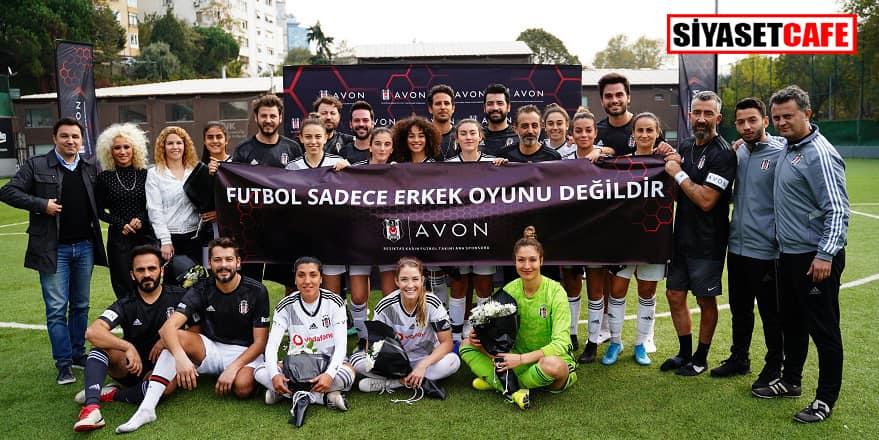 Kadın futbol takımı ünlü erkekleri yendi