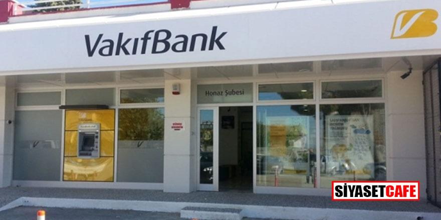 VakıfBank'ın hisseleri Hazine'ye devredildi