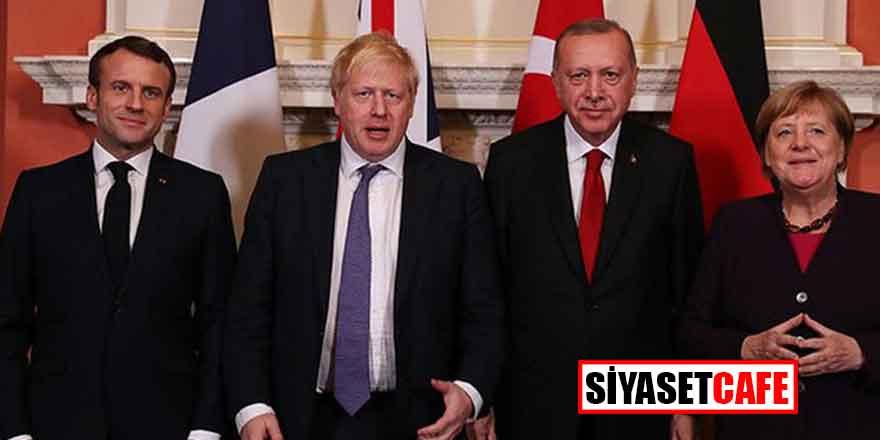 Liderler yeniden buluşuyor!