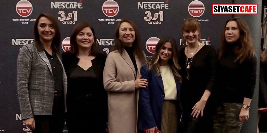 Ünlü kahve markası TEV ile işbirliği yaptı