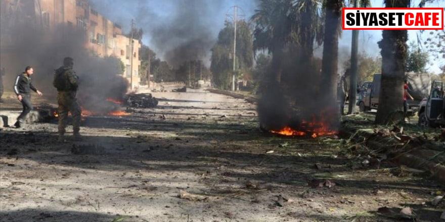 MSB açıkladı: Rasulayn'da patlama