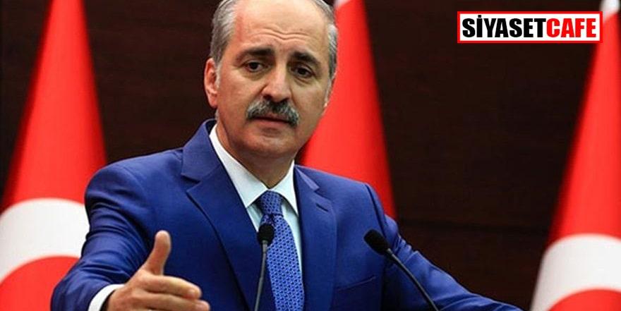 Kurtulmuş'tan Af ile ilgili açıklama: MHP neden askıya aldı?