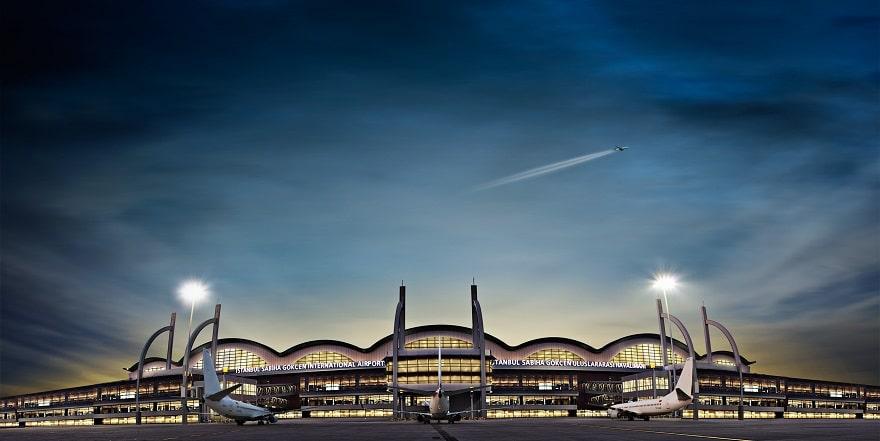 Sabiha Gökçen'e 'En İyi Havalimanı' ödülü