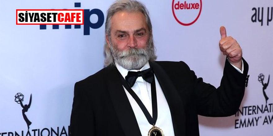 Emmy'i kazanan ilk Türk Haluk Bilginer değilmiş!
