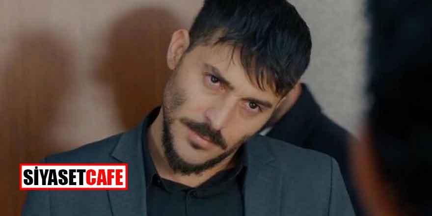 Çukur'un Kemal'i polise takıldı