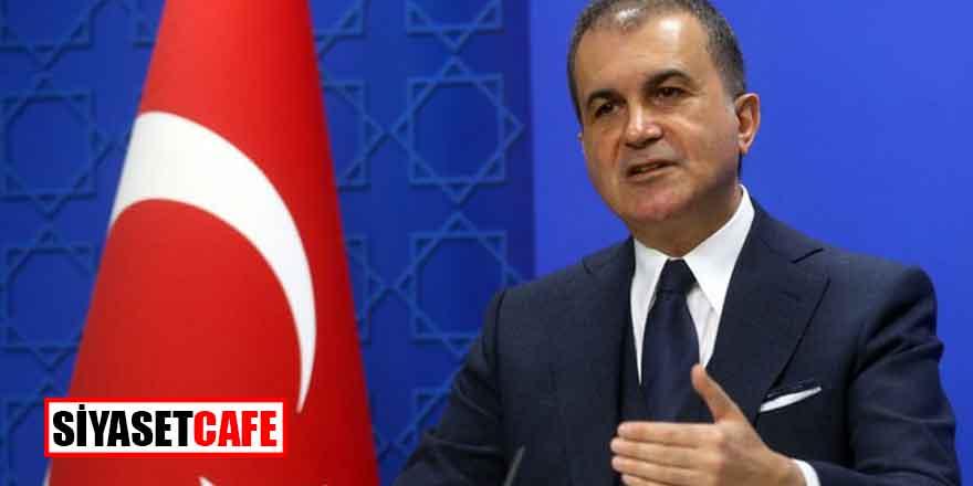 Kritik toplantı sonrası Ömer Çelik'ten açıklama!