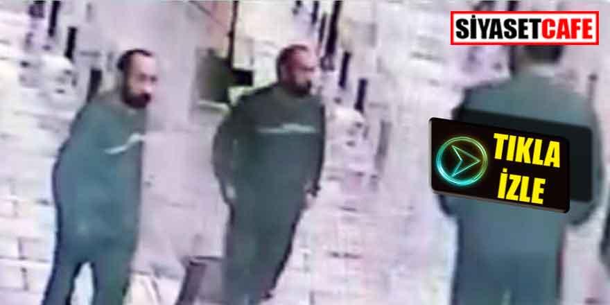 Ceren Özdemir'in katili Özgür Arduç'un yeni görüntüleri ortaya çıktı