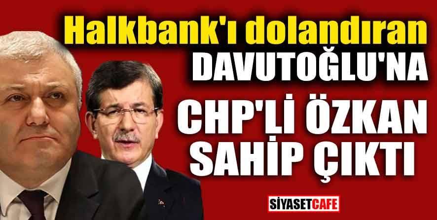 Erdoğan'ın Davutoğlu eleştirisine CHP'den videolu yanıt