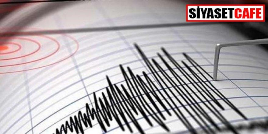 Deprem: Akdeniz şiddetli sallandı