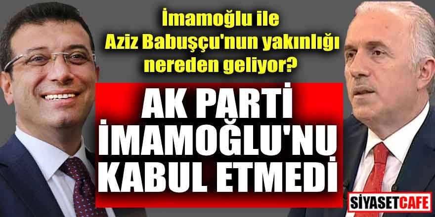 Celal Eren Çelik: AK Parti Ekrem İmamoğlu'nu kabul etmedi