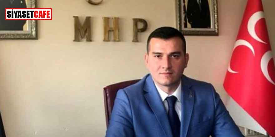 MHP İl Başkanı 'Asker karısı gibi ağlıyor' dedi, sosyal medyadan tepki yağdı