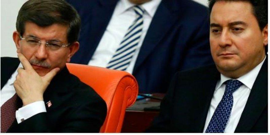 Babacan ve Davutoğlu'nun hangi ittifakta yer alacaklarını açıkladı