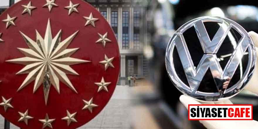 Volkswagen Türkiye'de fabrika kuracak mı? Cumhurbaşkanlığı açıkladı
