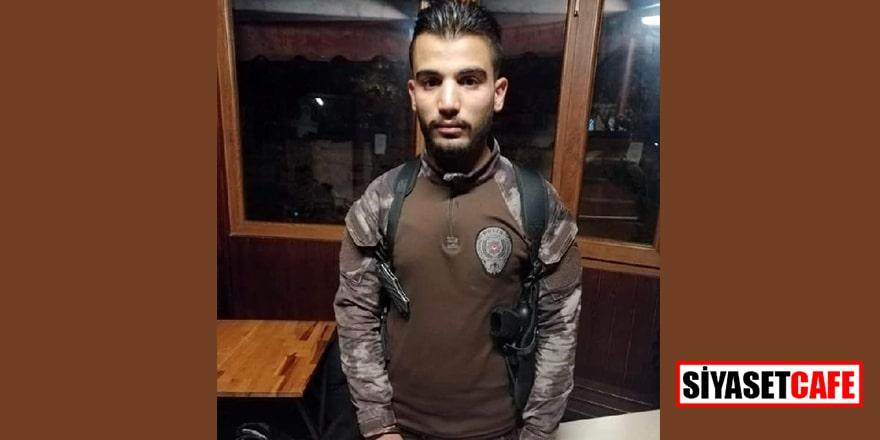 Özel harekat polisiymiş gibi gezen Suriyeli Ümraniye'de yakalandı