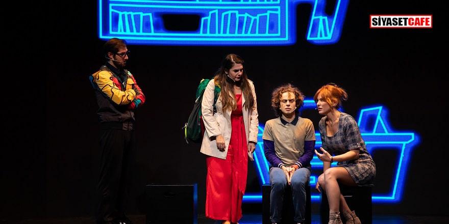Dijital teknoloji tiyatro sahnesinde