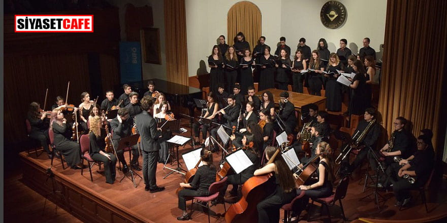 Boğaziçi Filarmoni'den 'Senfonik 2020' konseri
