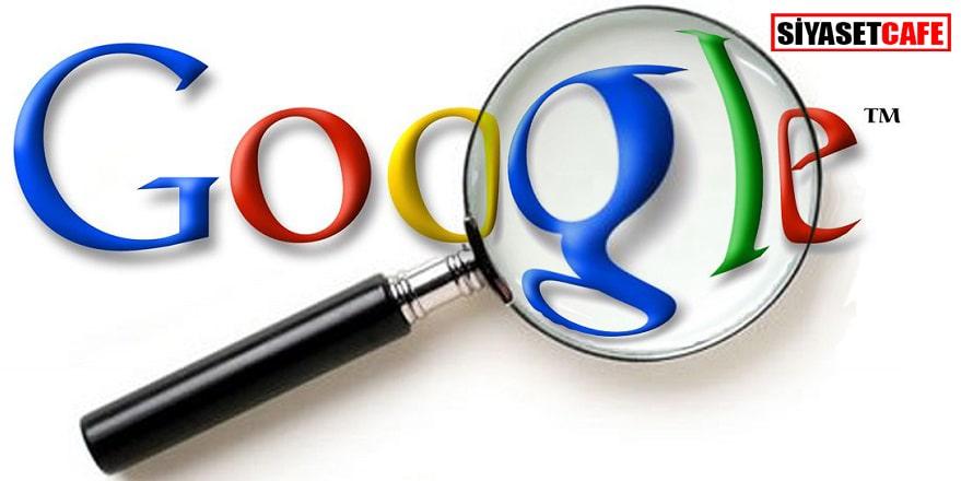 Google'da zirveye ulaşanlar