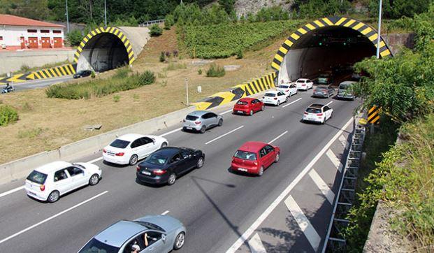 Dikkat: Bolu dağı tüneli trafiğe kapatılıyor