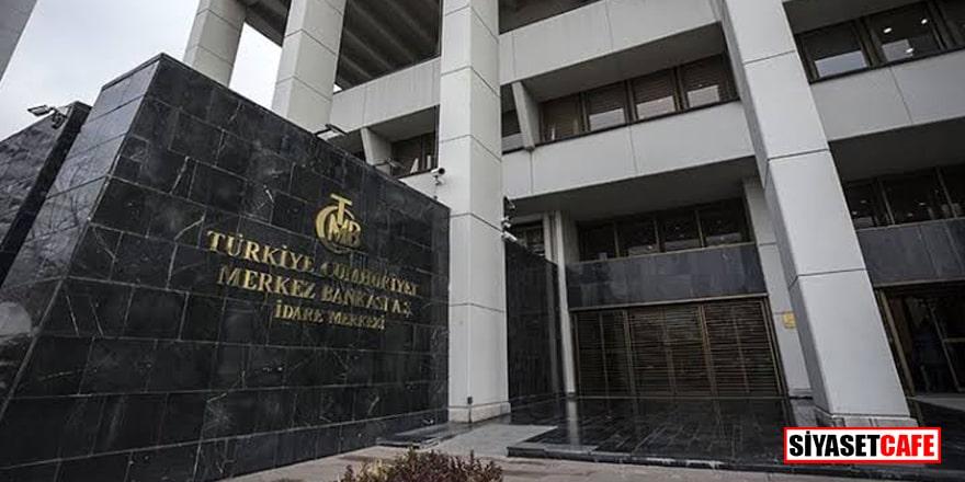 Merkez Bankası faiz kararı açıklandı! Karar sonrası dolar düşüşe geçti