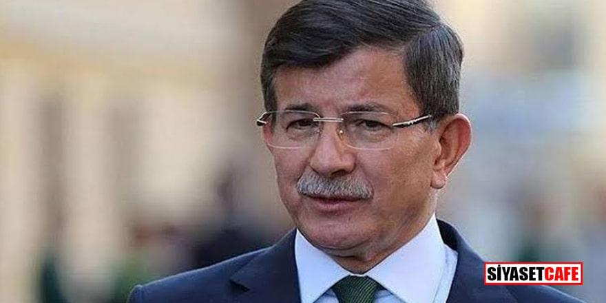 Davutoğlu'nun parti logosu alay konusu oldu!