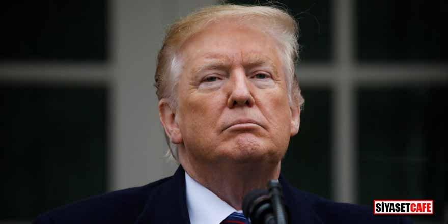 Son Dakika! Trump ifadeye çağrıldı
