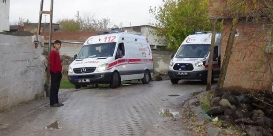Diyarbakır'da silahlı çatışma: 12 yaralı