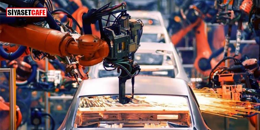 Otomotiv üretimi son bir yılda yüzde 7 azaldı!