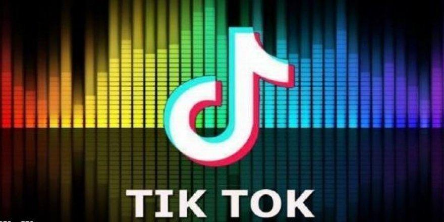 Video uygulaması TikTok'a yasak!
