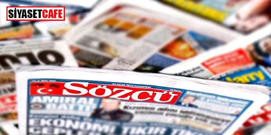Sözcü davasında karar çıktı! 7 kişiye hapis cezası