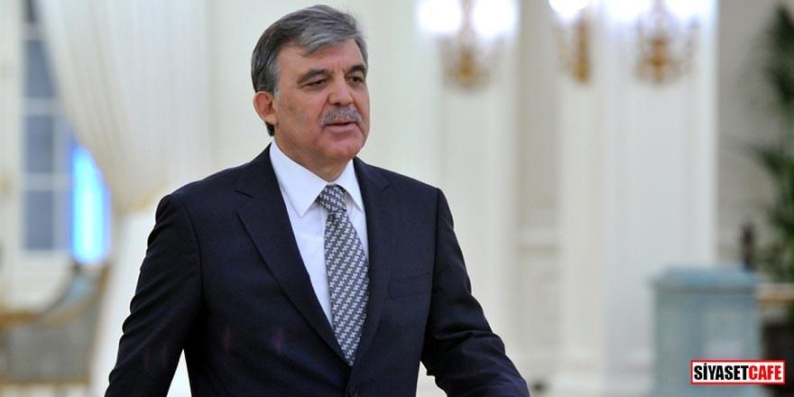 Abdullah Gül'den adalet ve hür basın çıkışı