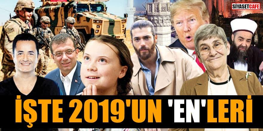 İşte 2019'un 'en'leri
