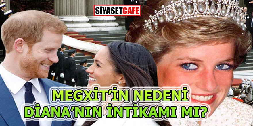 Megxit'in nedeni Lady Diana'nın intikamı mı?