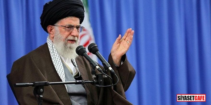 Twitter, İran dini lideri Hamaney'in hesabını kapattı