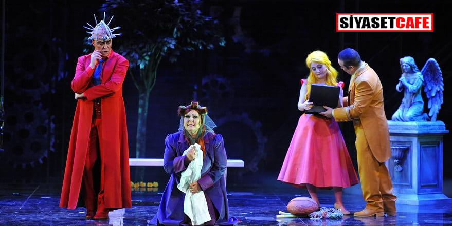 Faust operası Süreyya Sahnesi'nde