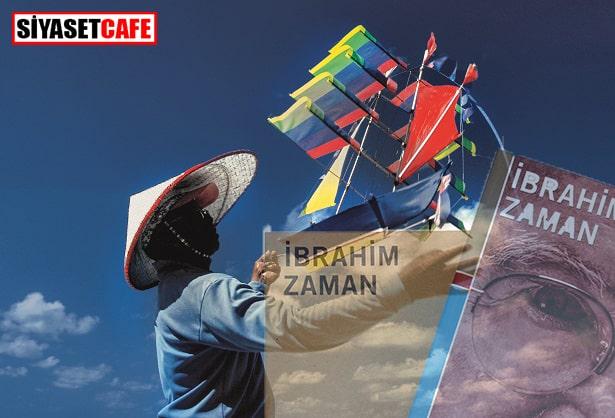 İbrahim Zaman retrospektifi kitapevlerinde