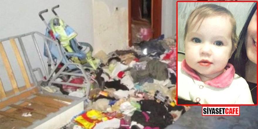 3 yaşındaki çocuk açlıktan deterjan yiyip öldü
