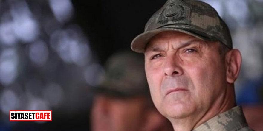 Eski Korgeneral Metin İyidil tekrar gözaltına alındı