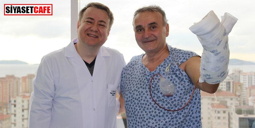 Türk doktorlar şifa oldu